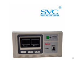 Led Display 5kva Servo Voltage Stabilizer For Home Price