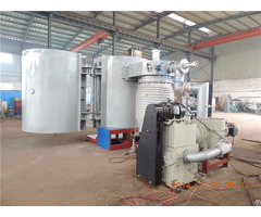 Pvd Coating System Aluminum Evaporation Vacuum Metallizing Machine