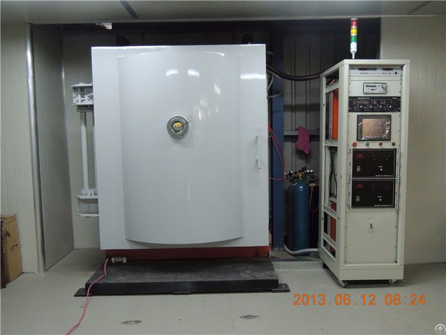 Vacuum Coating Machine Pvd Magnetron Sputtering Deposition Coater
