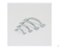 Metal Galvanized A Type Door Window Handle Hl 024