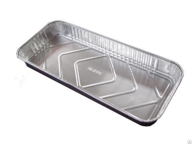 Aluminum Foil Container Made In China