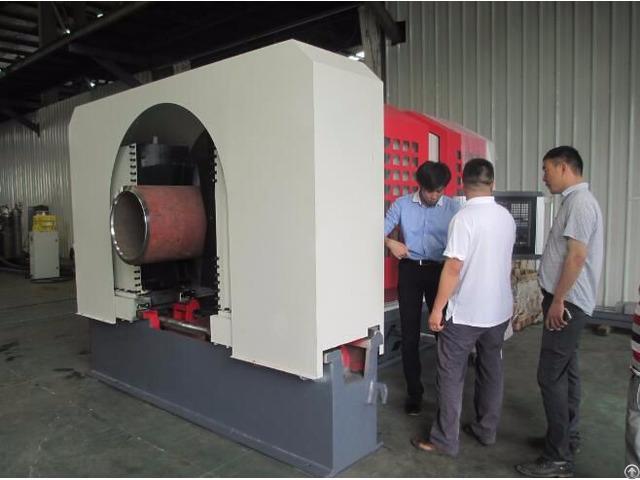 Pipe Prefabrication Cnc Bevel Machine