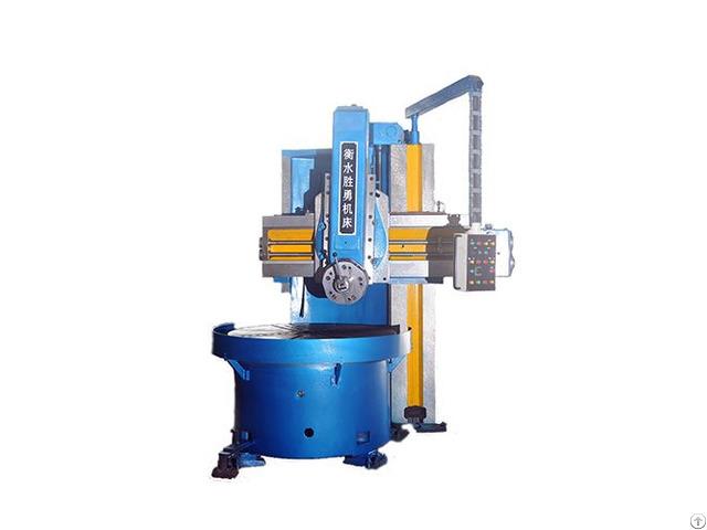 Cnc Vertical Borer Machine