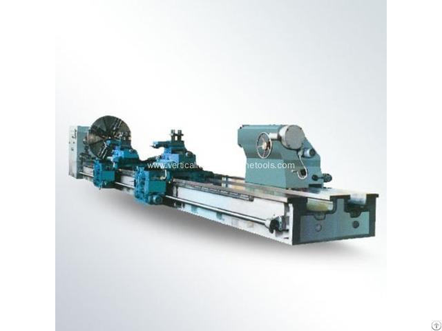 Large Diameter Horizontal Lathe Machine For Metal Turning