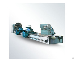 Large Diameter Horizontal Lathe Machine For Metal Turning