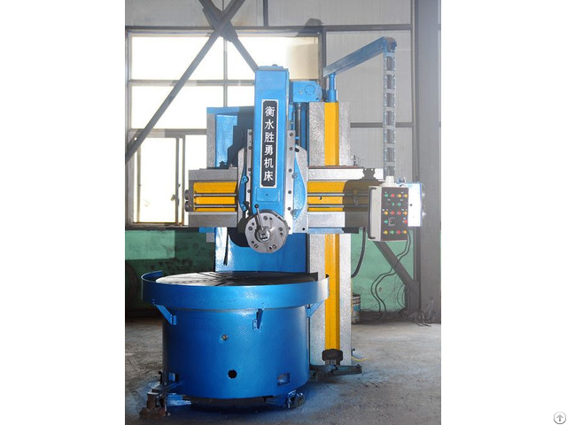 Quality Cnc Vertical Lathe Machine