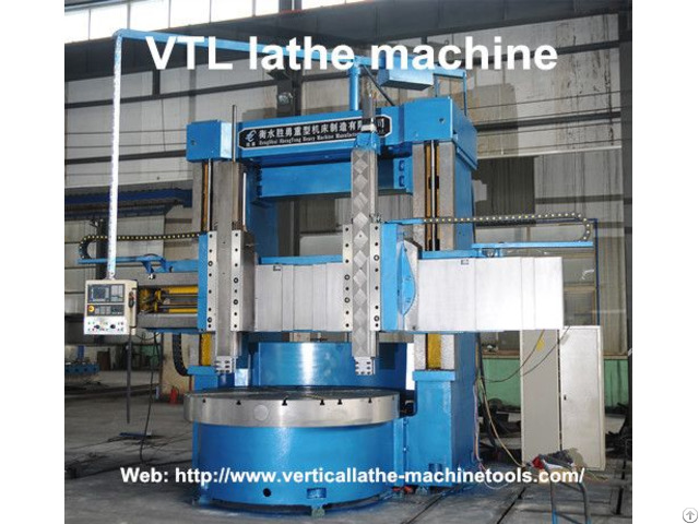 Double Column Vertical Turning Lathe Vtl C5263