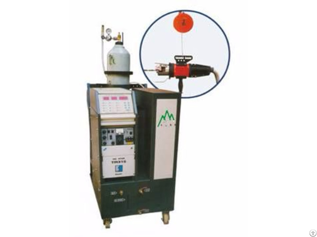 Pipe Prefabrication Automatic Tube Sheet Welding Machine
