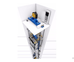 China Safe Comfortable Passenger Elevator Manufacturer