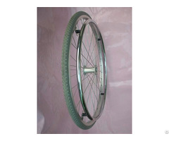 Wheelchair Pu Solid Tire Wheel