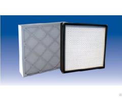 Minipleat Medium Efficiency Box