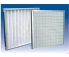 Metal Frame Panel Filter