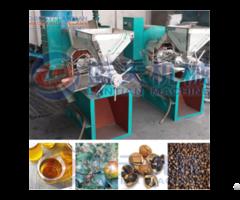 Tea Seed Oil Press Machine