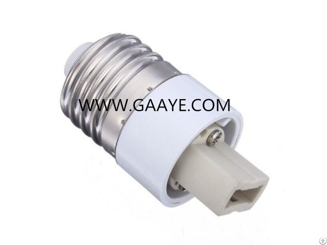 E27 To G9 Screw Style Light Bulb Socket Adapter