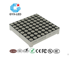Gyx Dot Matrix Led Display White Green Bio Color Manufacturer