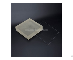 Series Glass And Fused Silica Wafers Manufacturer