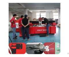 Upgrade Function Of 2000w Hans Gs Fiber Laser Cutting Machine