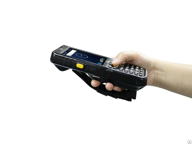 Handheld Manufacturing Inventory Barcode Scanner Pda Terminal Autoid