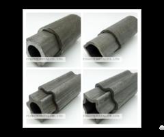 Lemon Triangle Star Bell Shape Mechanical Pto Profile Steel Tube For Agricultural Drive Shaft