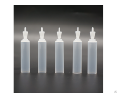 10ml Hair Oil Twist Off Cosmetic Plastic Tube