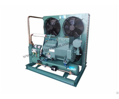 Low Temperature Air Cooled Condensing Unit For Freezer Room