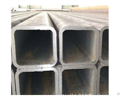 Round Square Rectangular Cold Drawn Special Shaped Seamless Steel Tube