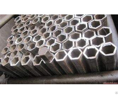 Triangle Hexagonal Oval Cold Drawn Special Shaped Seamless Steel Tube