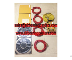 Air Bearing Casters Quotation