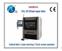 Wheel Refurbishment Equipment Ckl 35