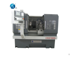 High Performance Car Wheel Cnc Lathe Machine Ck6160a