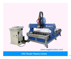 Cnc Router And Plasma Cutter Combo