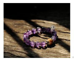 Gemstones Quartz Bracelet