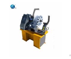Automatic Rim Straightening Lathe Machine Rsm595