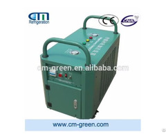 Cm5000 6000 Rapid Speed Refrigerant Recovery Machine For Screw Units