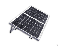 100w 12 Volt Monocrystalline High Efficiency Foldable Solar Panel Kit