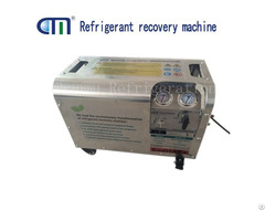 Oil Less Auto Refrigerant Recovery Machine Cmep Ol