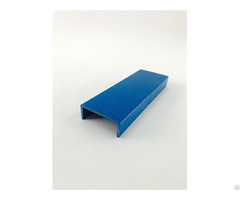 Glass Reinforced Plastics Channel Structural Composite Profiles Grp U Channels