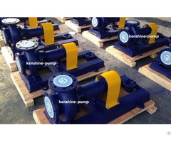 Fsb Fluoroplastic Alloy Chemical Industry Centrifugal Pump