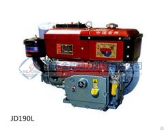 R190l Reliability And Excellent Durability Diesel Engine