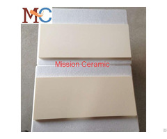 High Precision Ceramic 95% 99% Alumina Plate