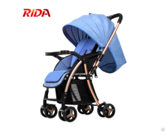 Aluminum Tube Pram Foldable Baby Stroller For Wholesale