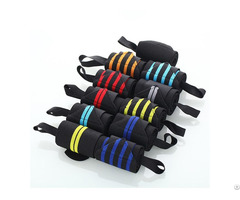 Elastic Power Lifting Strap With Velcro