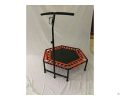 Jumping Exercise Fitness Trampoline With Handle