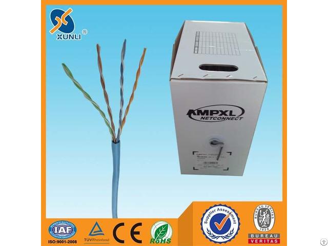 Network Lan Cable Fluke Pass Cat5e Utp Indoor Pull Box