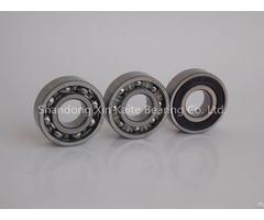 Good Quality Deep Groove Ball Bearing 6204 Made In Shandong