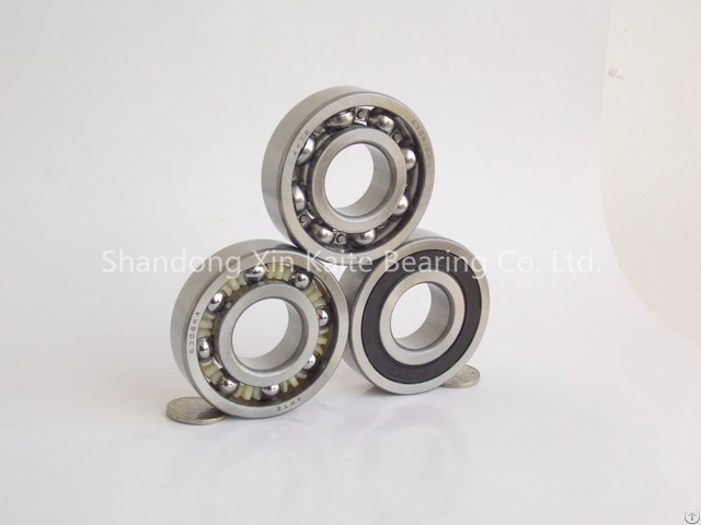 Good Quality Conveyor Roller Bearing 6306 Used In Industrial Machine