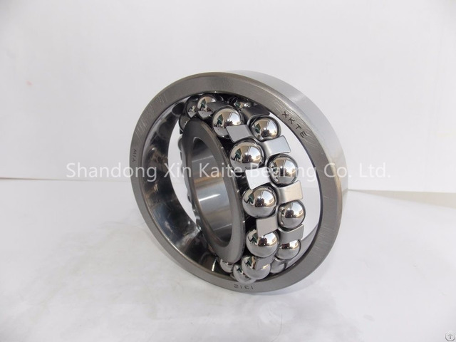 High Precision Self Aligning Ball Bearing 1312 Used In Pulley Of Mining Machine
