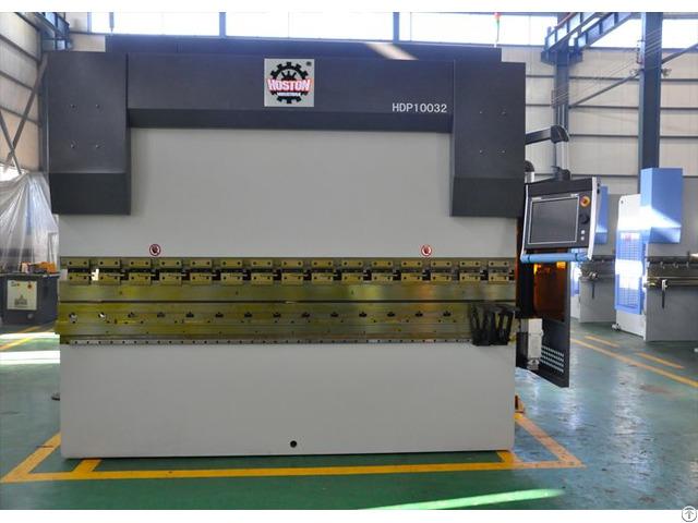 Hoston Brand Hydraulic Cnc Sheet Metal Bending Machine Press Brake