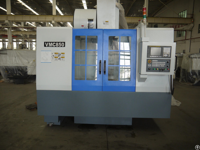 Hoston Brand High Precision Cnc Vertical Machining Center Vmc850