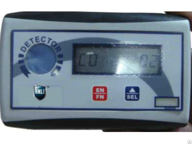 Personal Gas Detector